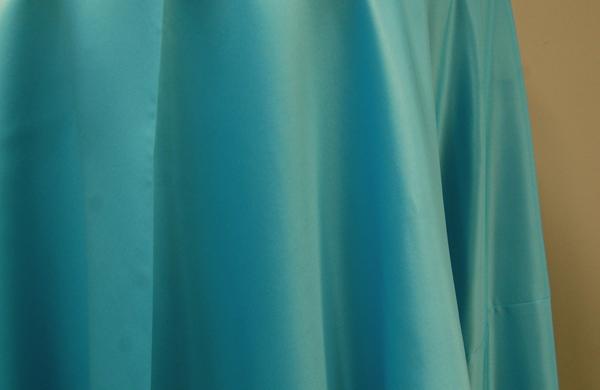 17-aqua-blue-satin